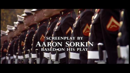 Aaron Sorkin title credit
