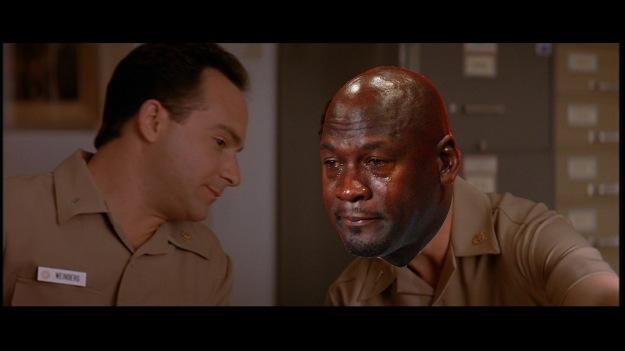 Kaffee Crying Jordan