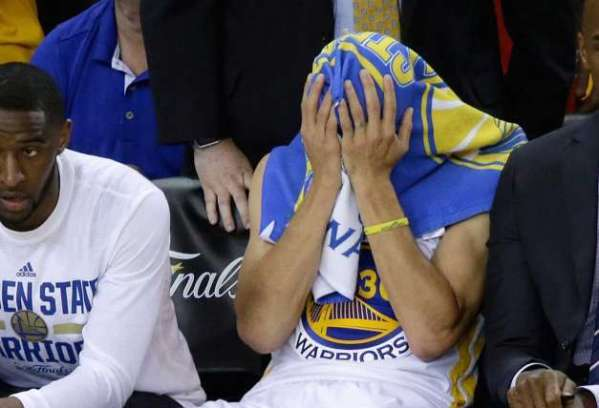 Dubs lose GAme 7